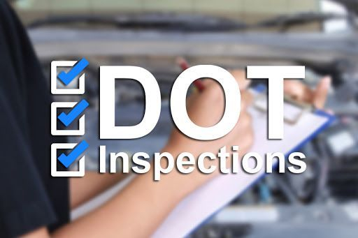 DOT inspections, truck safety inspection