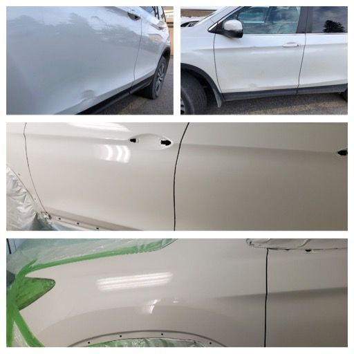 2017 Honda Pilot door repair