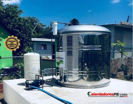 Cisterna de agua INOX 304