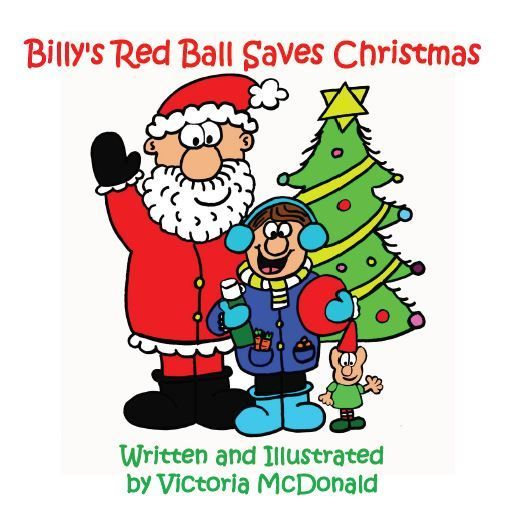 Children, children's book, Christmas, Santa, funny,