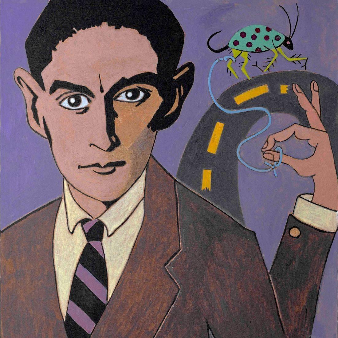 Franz Kafka, The Metamorphosis, Cockroach, Existentialism, Nihilism