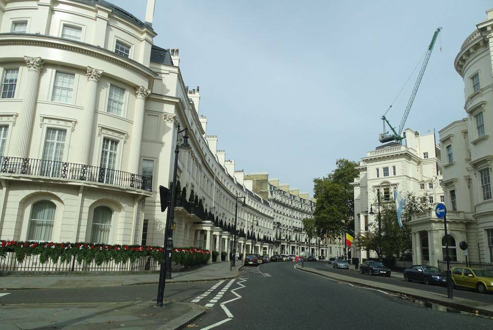 whitewashed apartments in london uk ,terraced apartments in london uk ,london heritage architecture ,redbrick buildings london ,apartments in london ,m25 uk's busiest motorway ,hyde park ,london united kingdom, walking on a fine autumn day in london, british & far east traders