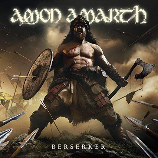 amon amarth amazon berserker new album