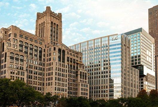 Northwestern Memorial Hospital, Chicago