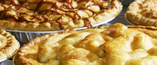 Annual Pie Sale - July 4th, Werlin Park