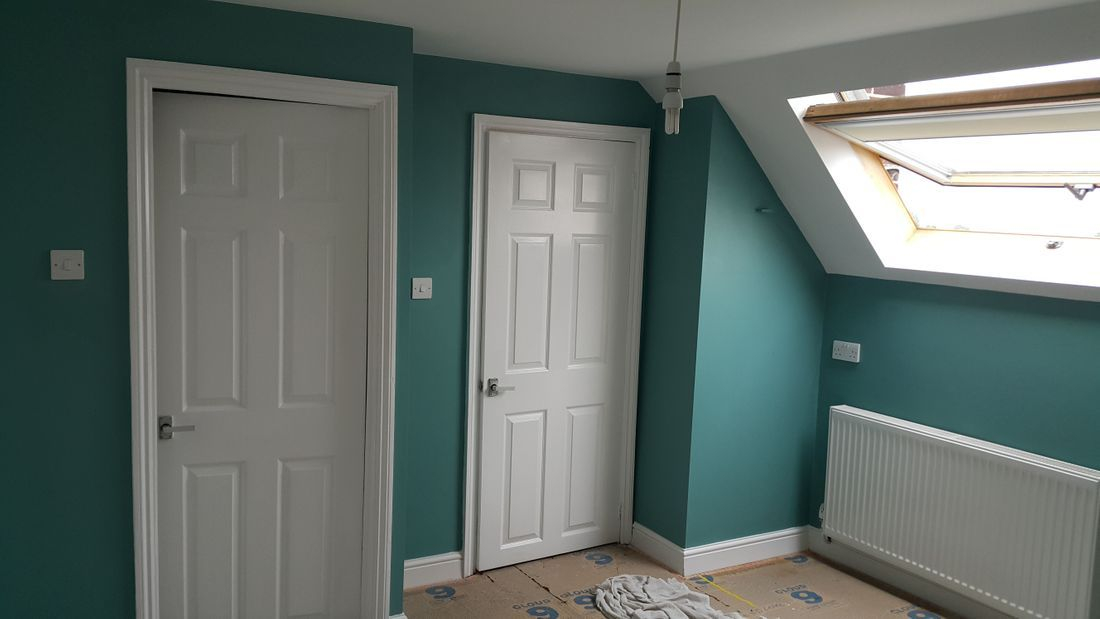 Painting and decorating in Tunbridge Wells