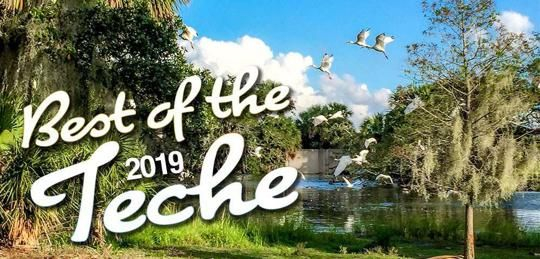 BEST OF THE TECHE