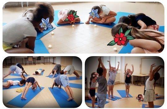Yoga enfants dès 3 ans Bandol et Var