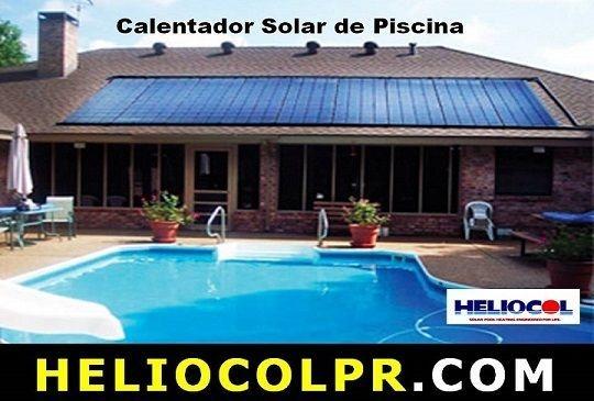 Calentador Piscina desde $299 PR