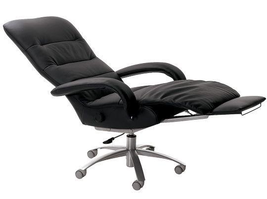Poltrona relax ergonomica,da ufficio, modello Pisa