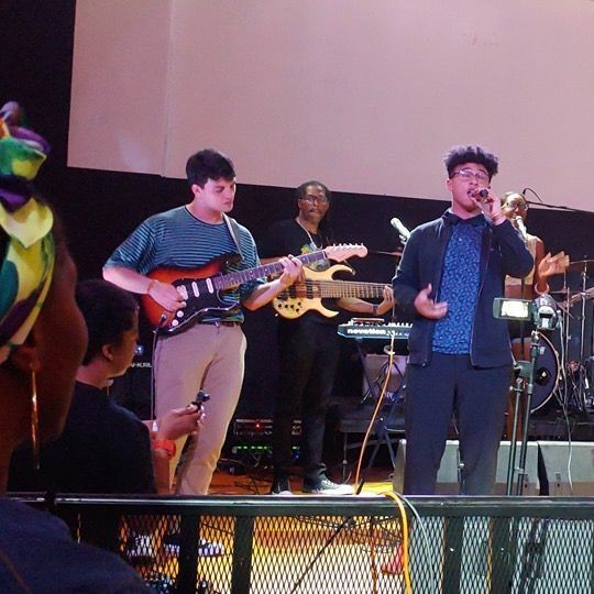 SoulfulofNoise Concert at Complex Oakland