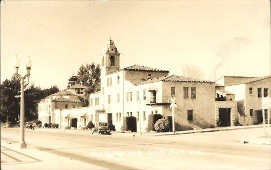 La Bahia haunted Santa Cruz