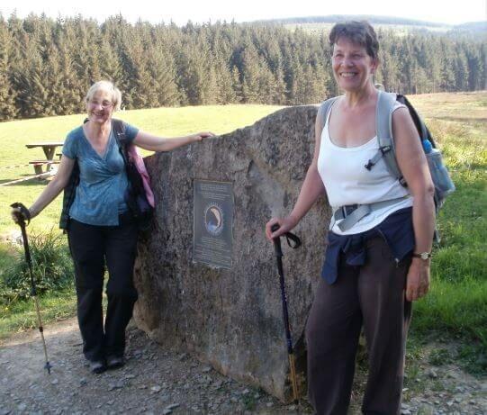 Wye Valley Way, trek in Wales, guide books