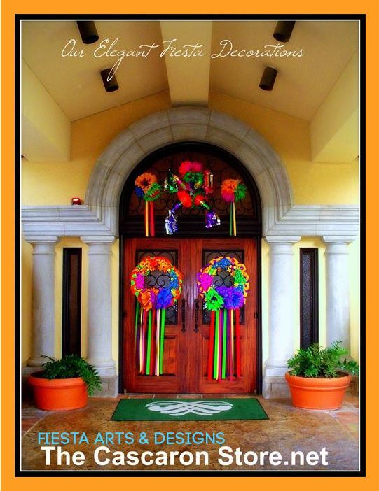 fiesta cinco de mayo Mexican party decorations