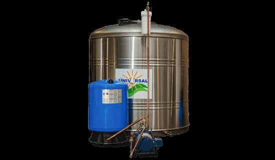 Tanques de Agua - Cisternas Puerto Rico