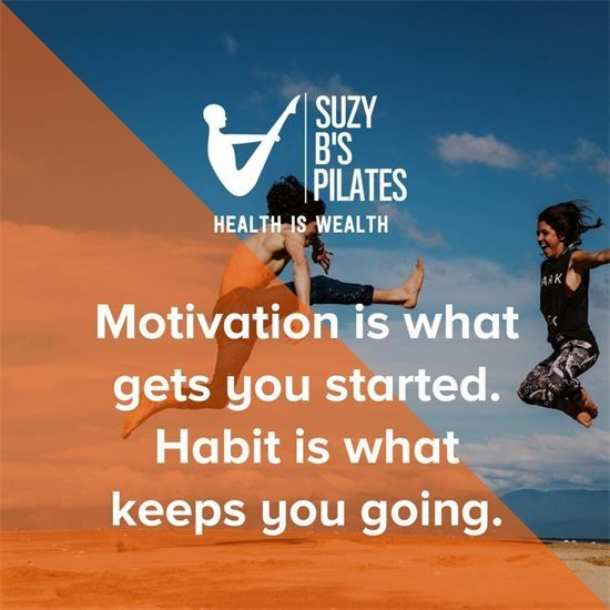 Fitness Motivation with Suzy B