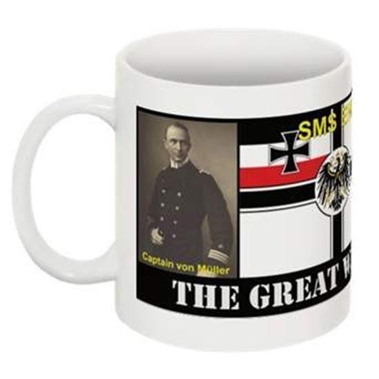 Great War at Sea Collectable Mug emden mug