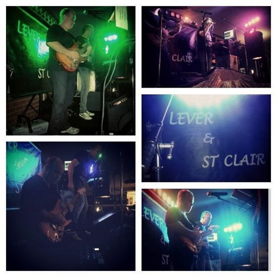 Lever and St Clair Live entertainment Gippsland Live Duo party