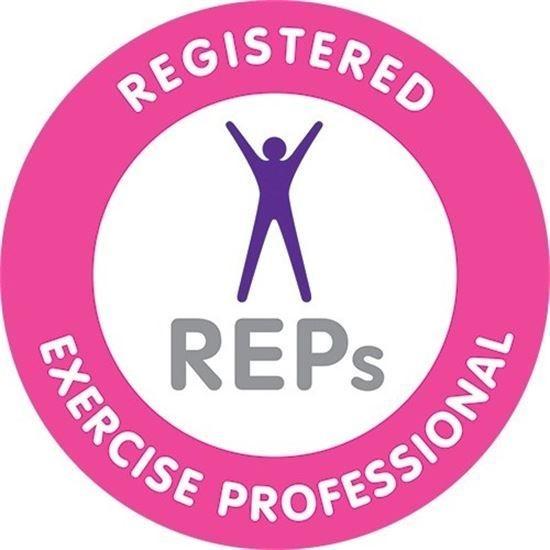 REPs Badge