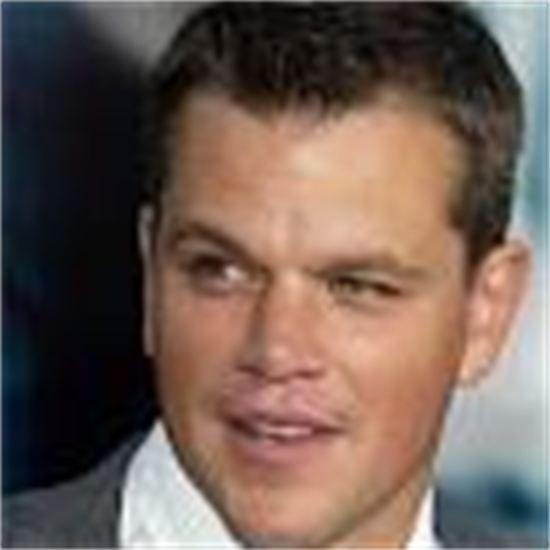 Matt Damon - Rapid results through hypnosis