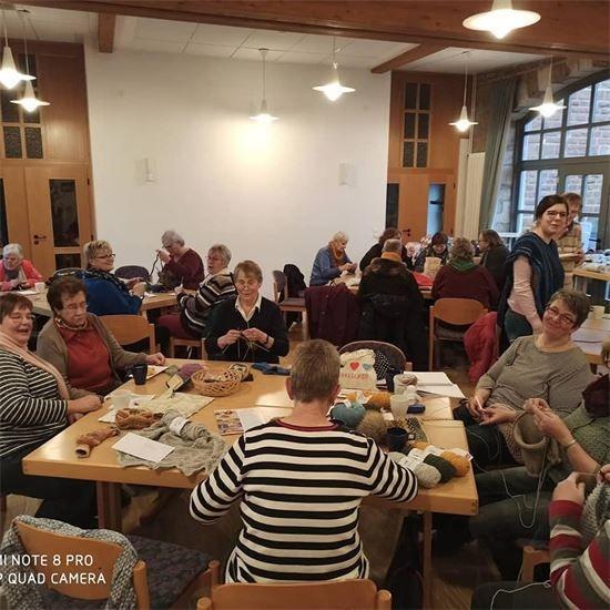 17.01.2015 Workshop im DGH in Marienhagen/ Vöhl