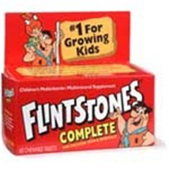 Flintstones Vitamins are detrimental NOT healthy - they contain hidden chemicals you don't want for your children!