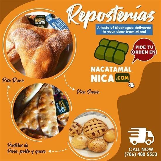 las delicias de los nicaraguense