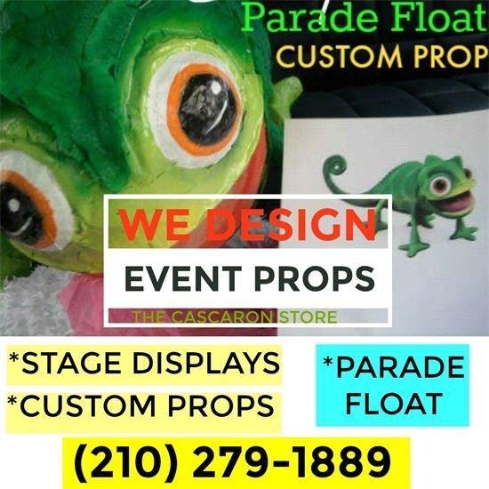parade floats designers