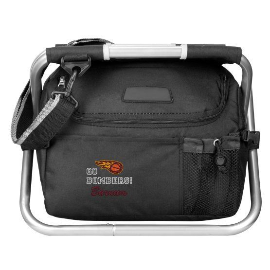 Barnum Bombers Basketball Personalized Sling Bag