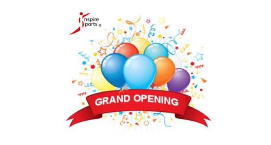 Gymnastics in Victoria, Gymnastics in Saanich, Inspire Sports Victoria in Saanich Official Grand Opening