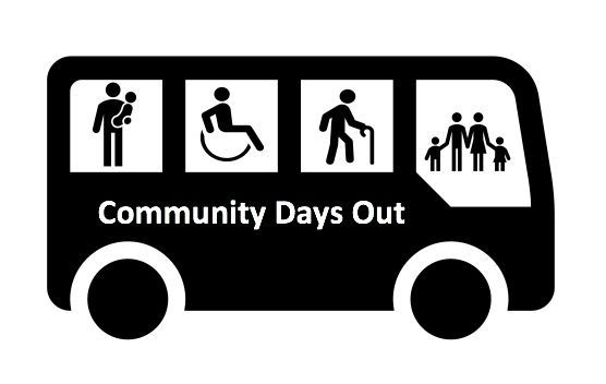 Community Days Out Logo