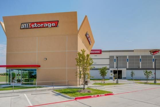 recent project all storage plano