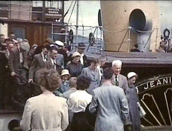 Video Rothesay Isle of Bute DVD Rothesay in The 1950s