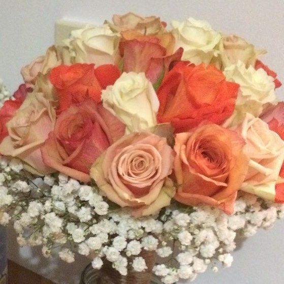 Easy dreamy wedding flowers  Launceston Tasmania
