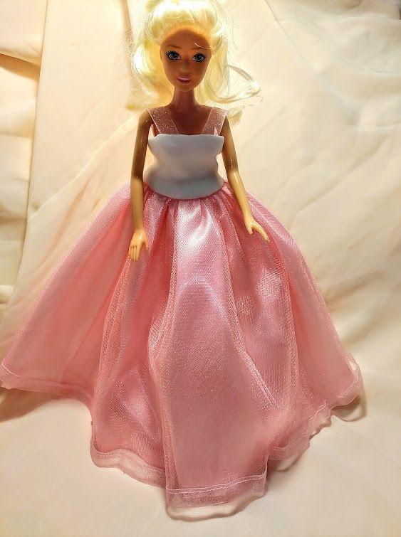 Barbie Clothes, Barbie ball gowns, Barbie Party