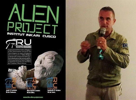 Les Extraterrestres de Nasca-Alien Project-Ces créatures ne sont pas humaines selon les scientifiques