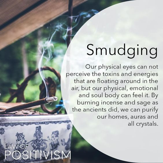 Smudging, Healing Hippie Organics, Boise, Idaho,USA