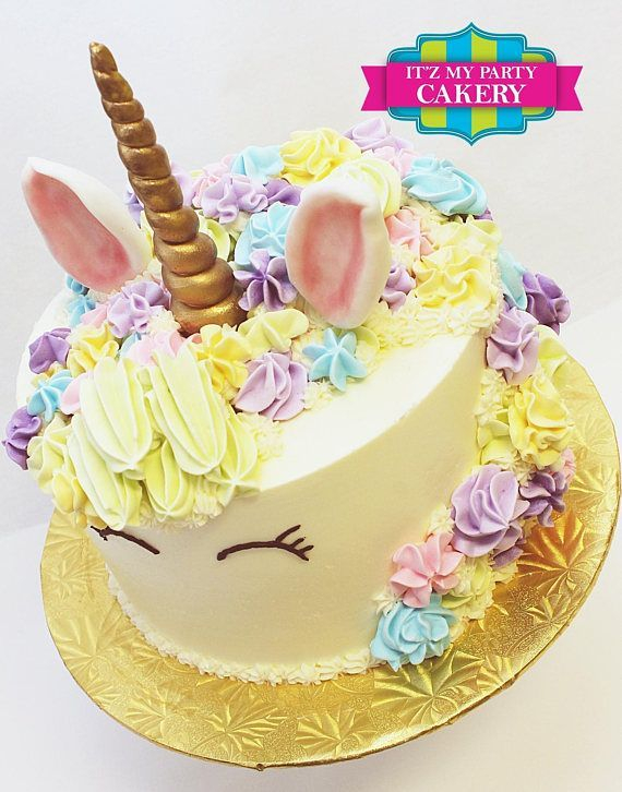 Unicorn Horn Cake Topper Set Milwaukee