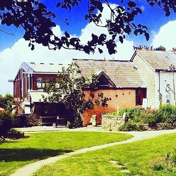 Outdoor and festival Wedding venue near Cardiff perfect for humanist and civil ceremonies