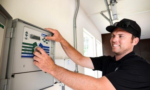 Sprinkler control Inspection