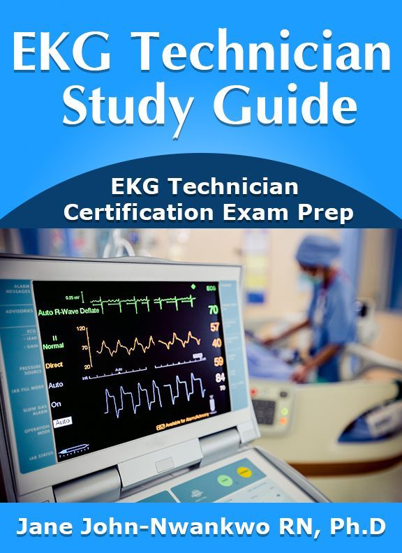 EKG tech certification