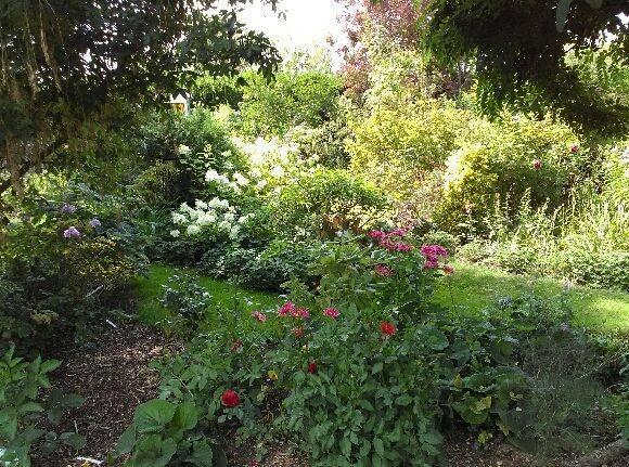 Gite Nature du Tremblay en Touraine avec jardin