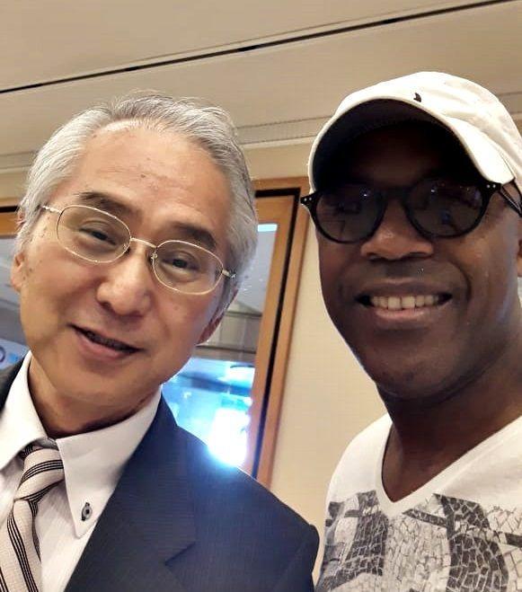O músico conquista fãs pelo Japão