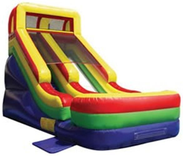 SVS Combo Slide Jumper Size 15'W x 26'L x 18'H Contact us for more details at (415) 787-2424.
