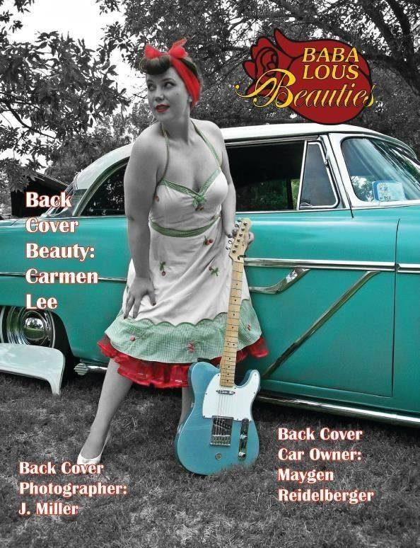 Baba Lou's Beauties Magazine: Dolls with their Rides Special Edition