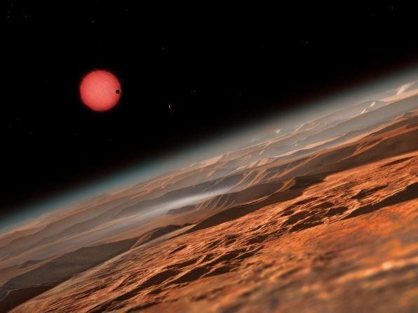 transiting exoplanet survey satellite
