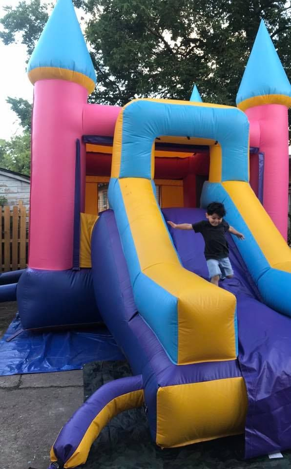 bounce houses rentals houston
