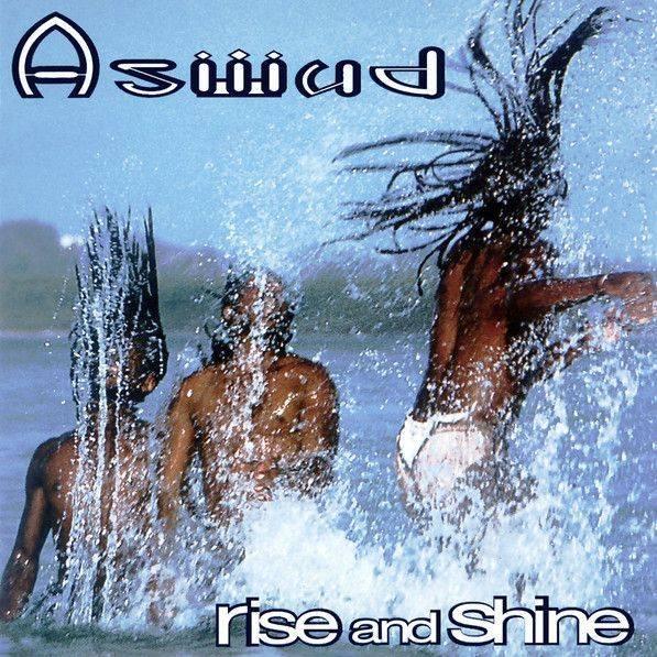 Aswad album art work Rise and Shine