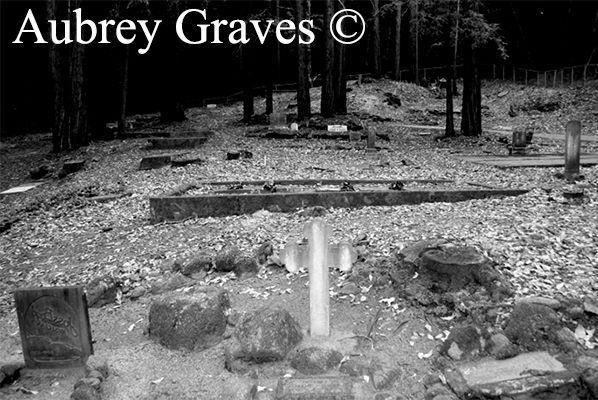 haunted Boulder Creek Cemetery