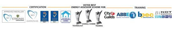 All our energy assessors are accredited with STROMA to carry out EPC surveys.